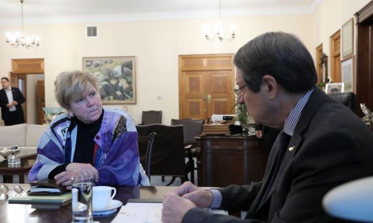 """Οι διερευνήσεις του ΟΗΕ (Λουτ) για τη """"λύση"""" στο Κυπριακό και η καρατόμηση της λογικής"""