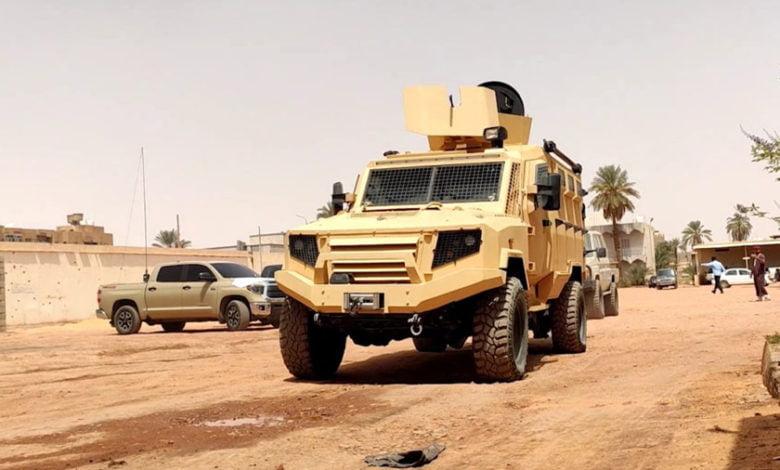 Οι δυνάμεις του Χαφτάρ επιτέθηκαν σε θέσεις του στρατού του Σαράζ, στην ΝΔ Λιβύη