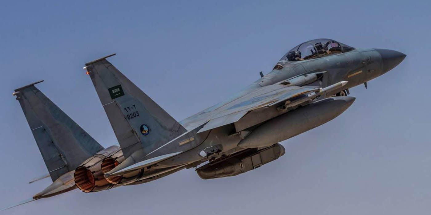 Ολοκληρώθηκαν οι παραδόσεις των F-15SA στη Σαουδική Αραβία