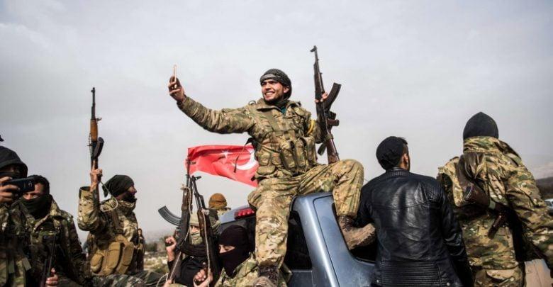 Ο Τουρκικός Στρατός ξεκίνησε επίθεση στα περίχωρα του Χαλεπίου στην Συρία