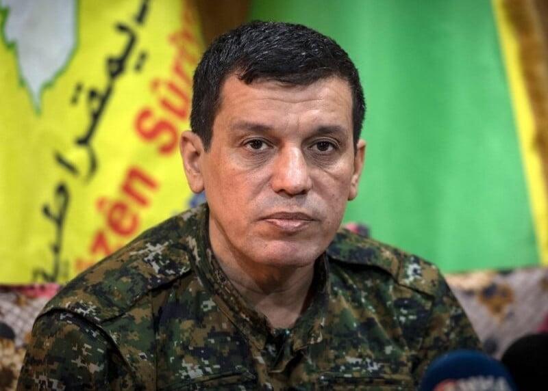 Αμπντί: Εάν δεν δοθεί υποστήριξη στους Κούρδους, το ISIS μπορεί να ξαναγίνει ισχυρό