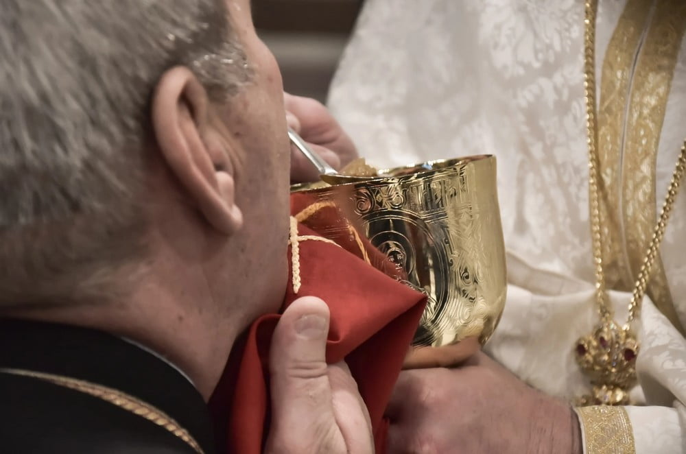 Μητροπολίτης Δημητριάδος Ιγνάτιος στον Alpha 98,9: Να βρεθεί χρυσή τομή για να μην έχουμε κρυπτοχριστιανισμό – Δεν συζητάμε για τη Θεία Κοινωνία