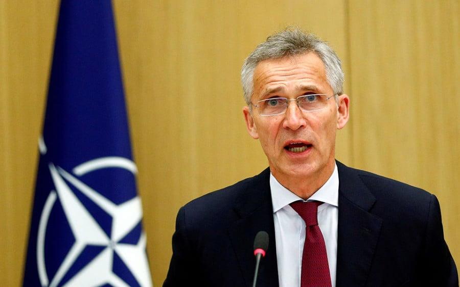 EE: Παρουσία του Γ.Γ. του ΝΑΤΟ, Stoltenberg η σύνοδος των Επιτρόπων της Κομισίον