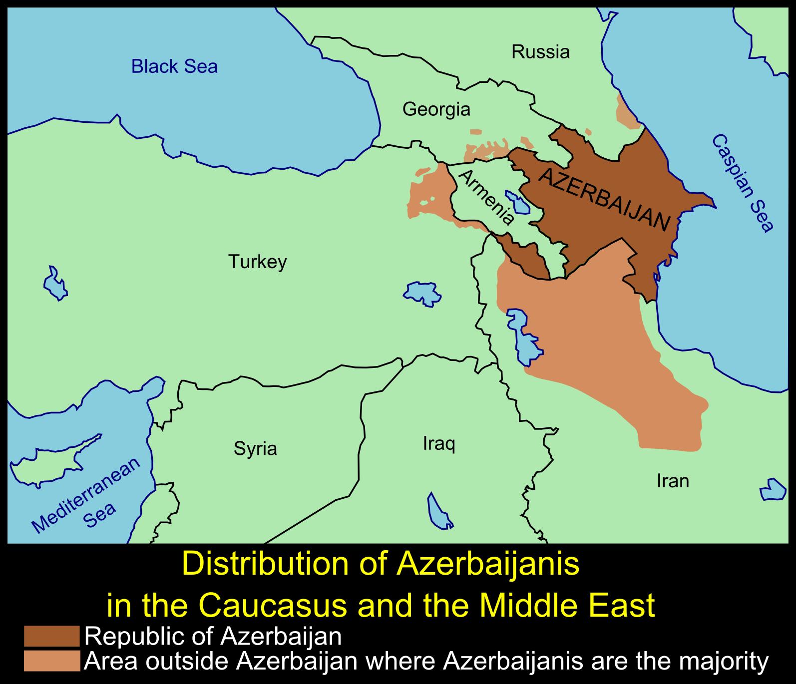 Η Τουρκία σχεδιάζει νέο «Ιντλίμπ» με τους Αζέρους στο βόρειο Ιράν