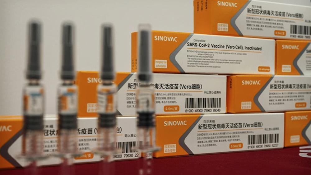 Τουρκία: Έφτασαν στην χώρα οι πρώτες 3 εκατομμύρια δόσεις από το κινεζικό εμβόλιο της Sinovac