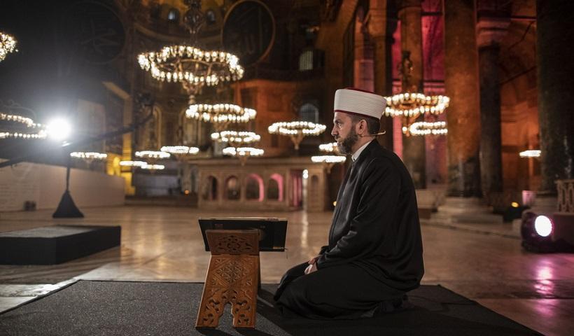 Καταδίκασε τη μετατροπή της Αγιάς Σοφιάς σε Τζαμί το Συμβούλιο της Ευρώπης