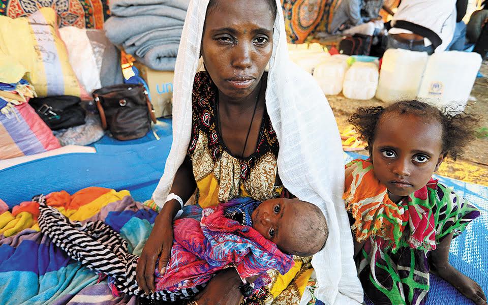 Διεθνής ανησυχία για τον πόλεμο στην Αιθιοπία