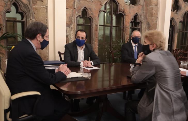Κύπρος: Εμείς κάνουμε εκκλήσεις κι οι άλλοι στήνουν τα ζάρια
