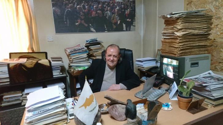 Η προστασία του Σενέρ Λεβέντ από την μήνι του τουρκικού κράτους και ο ρόλος της Κυπριακής Δημοκρατίας