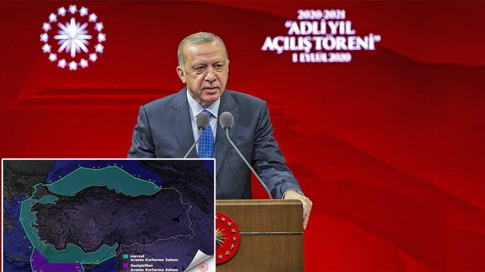 Ανοιγμα Ερντογάν στην Ε.Ε.