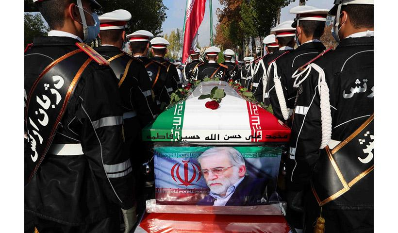 Ιράν: Έξυπνο πολυβόλο, ελεγχόμενο από δορυφόρο, σκότωσε τον κορυφαίο Ιρανό πυρηνικό επιστήμονα