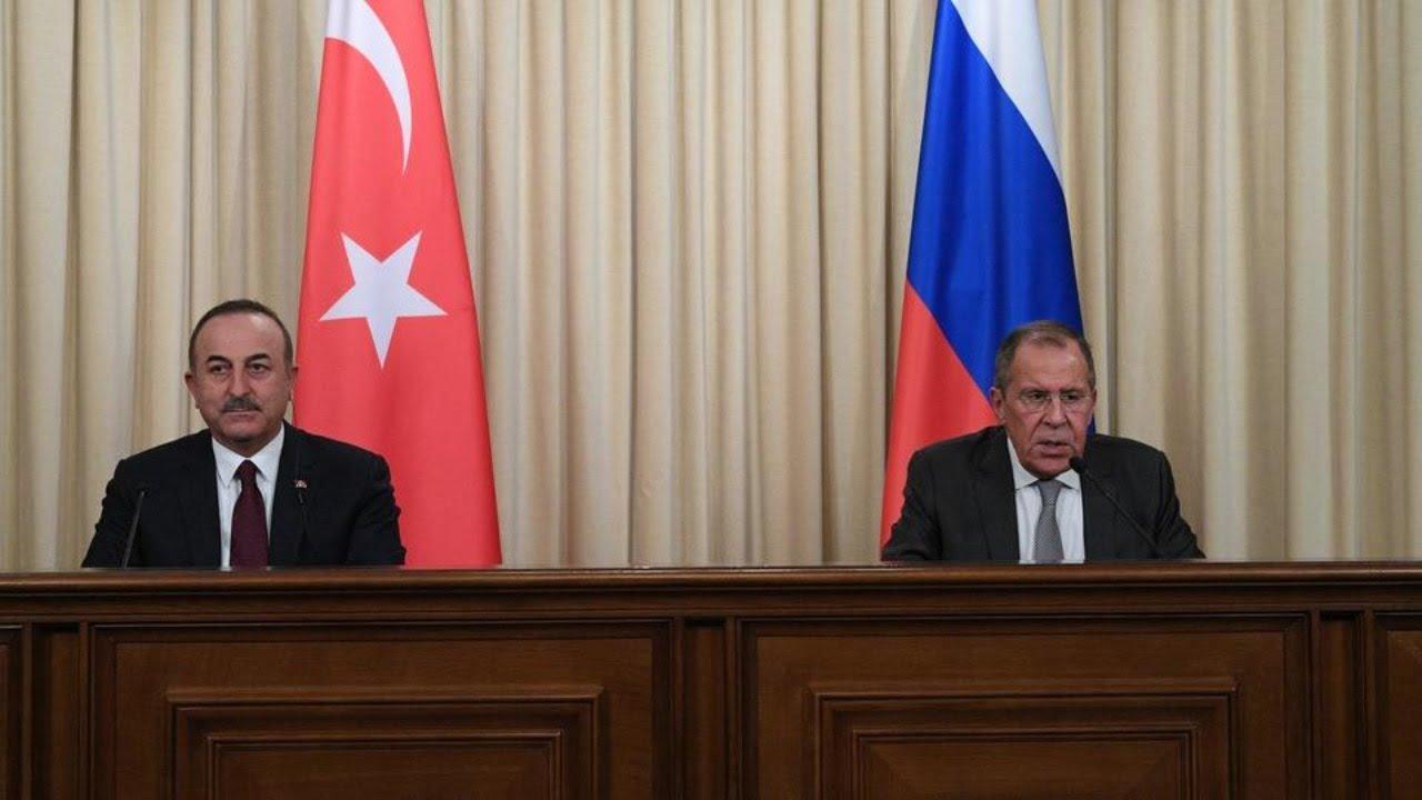 Ο Τσαβούσογλου ομολογεί ότι η Τουρκία de facto έχει καταλάβει στρατιωτικά τη Λιβύη
