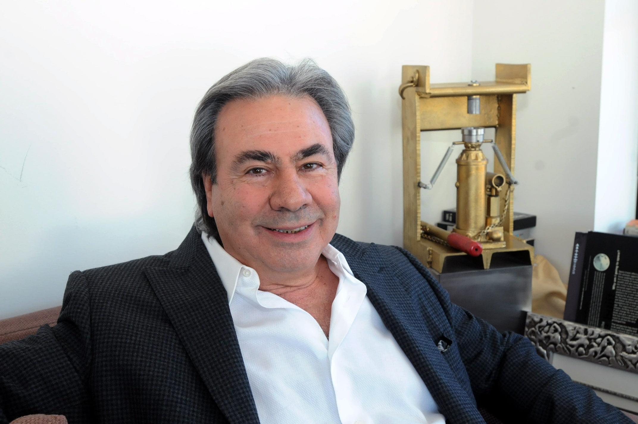 Ο αείμνηστος Νίκος Μούγιαρης – Οφείλουμε να απονείμουμε τα εύσημα σ' εκείνους που έπαιξαν ρόλο στην επιβολή κυρώσεων στην Τουρκία
