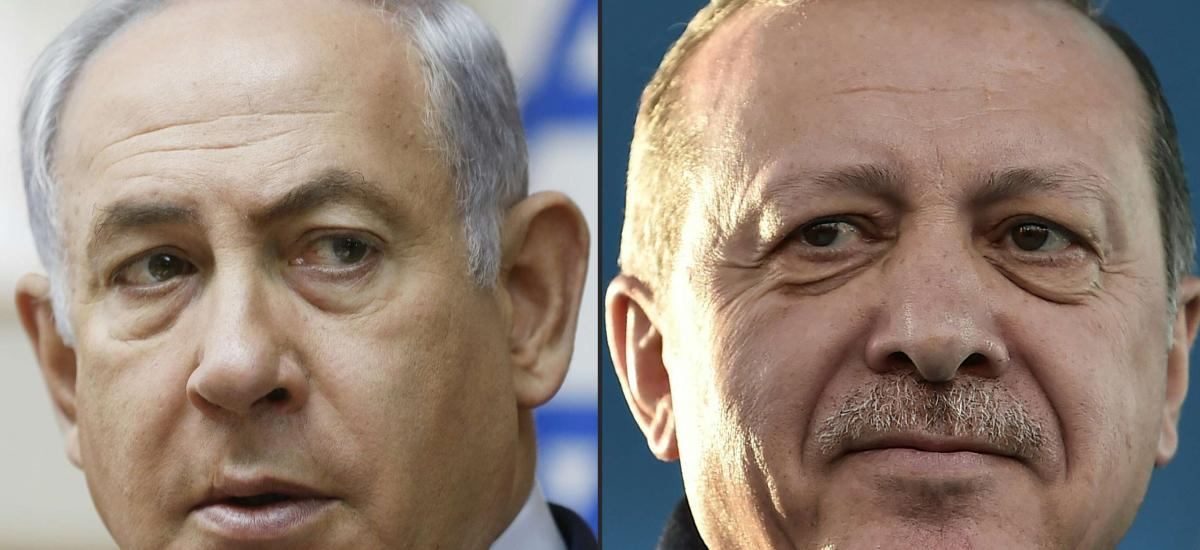 Haaretz: Ο Ερντογάν «κλείνει το μάτι» στο Ισραήλ για να ανοίξει τον δρόμο για τον Λευκό Οίκο