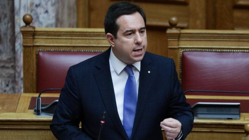 Ν. Μηταράκης: Δεν τίθεται θέμα δημιουργίας νέων δομών προσφύγων και μεταναστών στη Θράκη