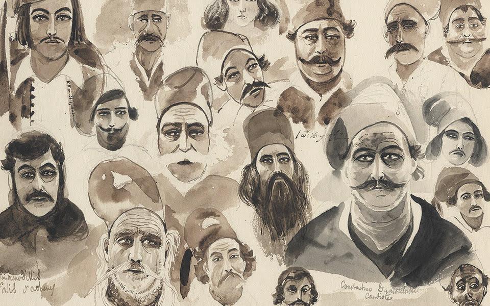 Οι ήρωες του 1821 από το πενάκι του πρώτου Βέλγου πρεσβευτή στην Αθήνα