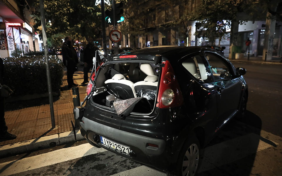 Ένοπλη συμπλοκή αλλοδαπών στα Κάτω Πατήσια – Ένας τραυματίας