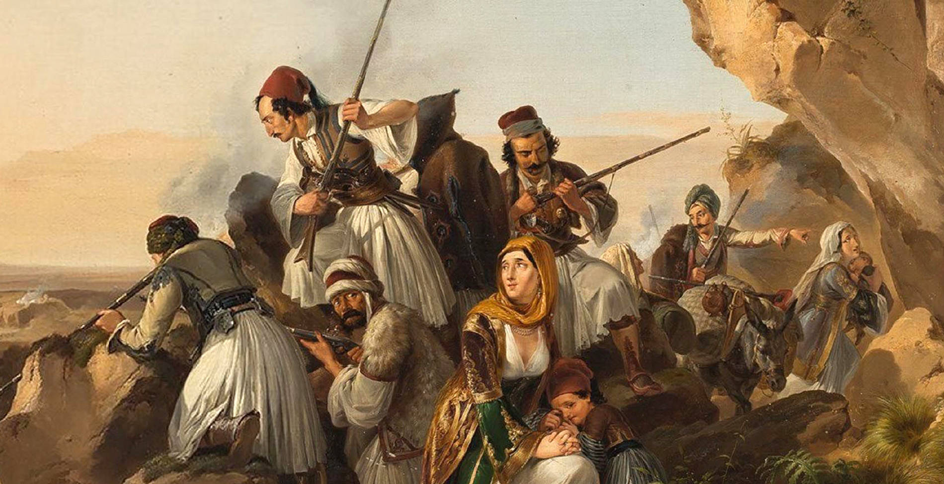 Η συμβολή των Σουλιωτών στην Επανάσταση του 1821 - Infognomon Politics
