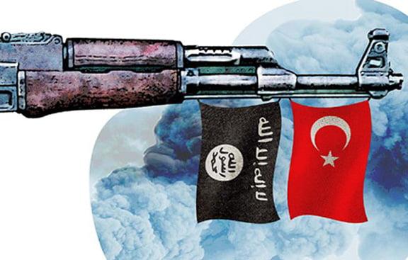 ΑΠΟΚΑΛΥΨΗ: Το τουρκικό κράτος πιάστηκε να στέλνει και πάλι όπλα σε πυρήνες του ISIS (VIDEO)