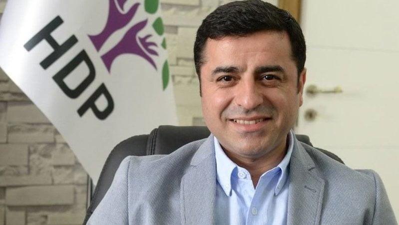 Ηχηρή σφαλιάρα από το ΕΔΑΔ στον Ερντογάν: Αφήστε αμέσως ελεύθερο τον Σελαχατίν Ντεμιρτάς