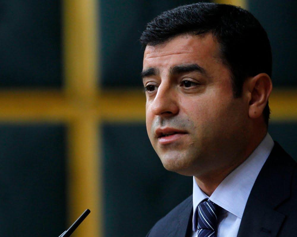 Δικηγόρος του Ντεμιρτάς: Ετοιμάζεται ο εισαγγελέας να μηνύσει και τον Ερντογάν;