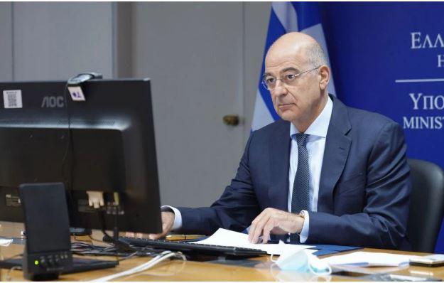 Ν. Δένδιας: Η Τουρκία πρέπει να αναγνωρίσει το διεθνές δίκαιο ως μέσο επίλυσης του ζητήματος της οριοθέτησης με την Ελλάδα