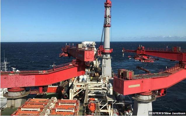 Η Γερμανία δεν λαμβάνει υπ' όψιν της τις απειλές των ΗΠΑ – Νέα άδεια για την κατασκευή του Nord-Stream-2 στην ΑΟΖ