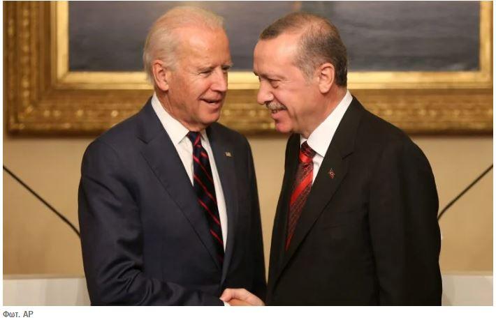 Ο Ερντογάν φοβάται ότι ο Μπάιντεν θα είναι η «απόλυτη καταστροφή» για τον ίδιον;