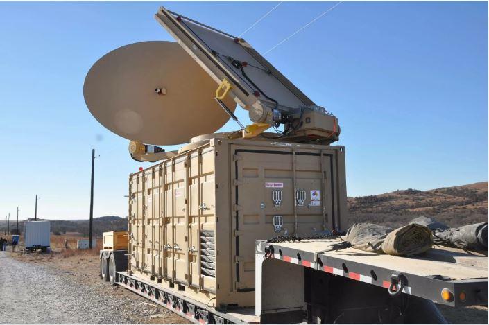 Ενεργειακό οπλικό σύστημα THOR: Η αμερικανική απάντηση ενάντια στα σμήνη Drones – Φωτογραφίες & VIDEO