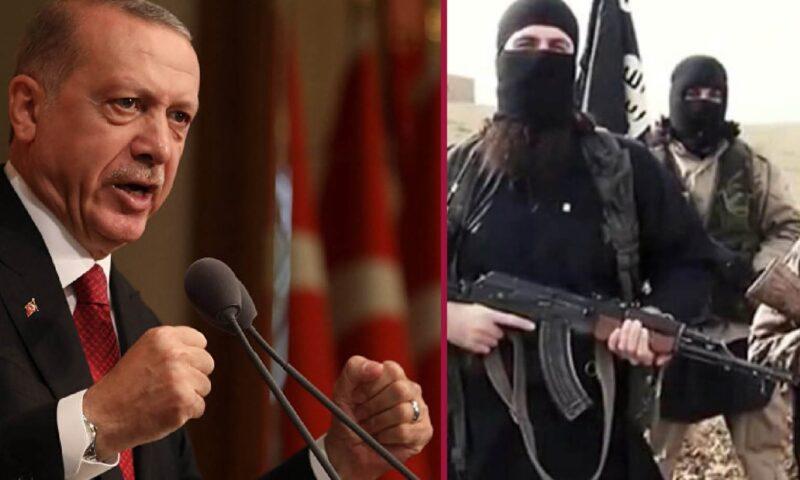 Νέο διπλό έγκλημα πολέμου της Τουρκίας – Εγκαθιστά οικογένειες του ISIS στις κατεχόμενες κουρδικές περιοχές