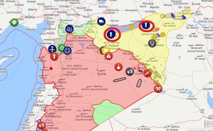 Τουρκία, Κούρδοι και Συρία