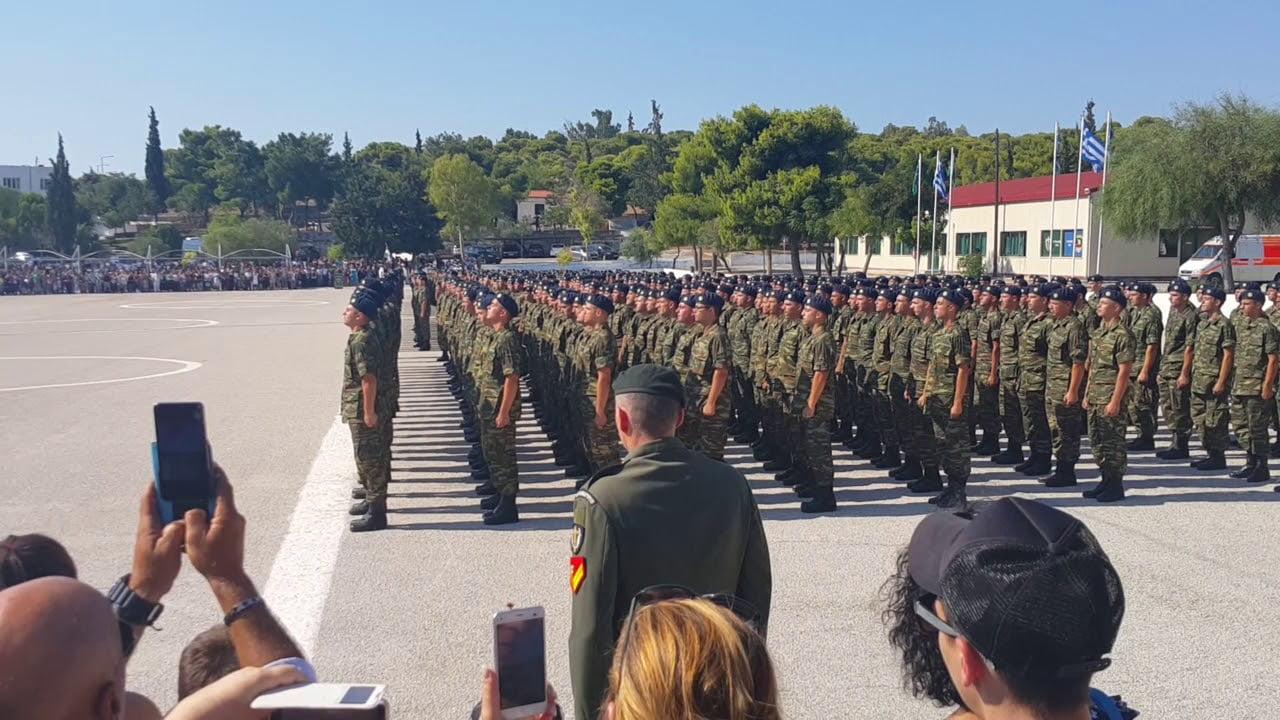Η αύξηση της στρατιωτικής θητείας ως κριτήριο ισονομίας  και δημοκρατίας.