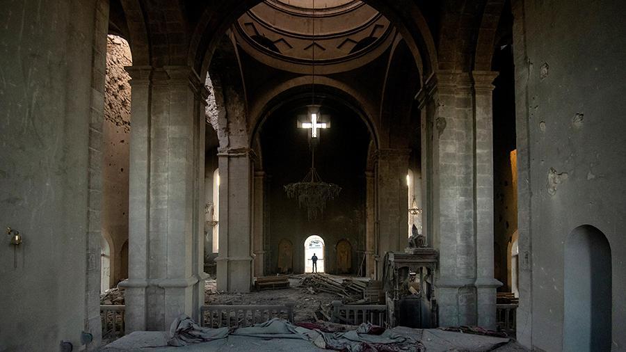 Το Μπακού δεν επιτρέπει σε ειδικούς της UNESCO να επισκέπτονται τις εκκλησίες στο Αρτσάχ