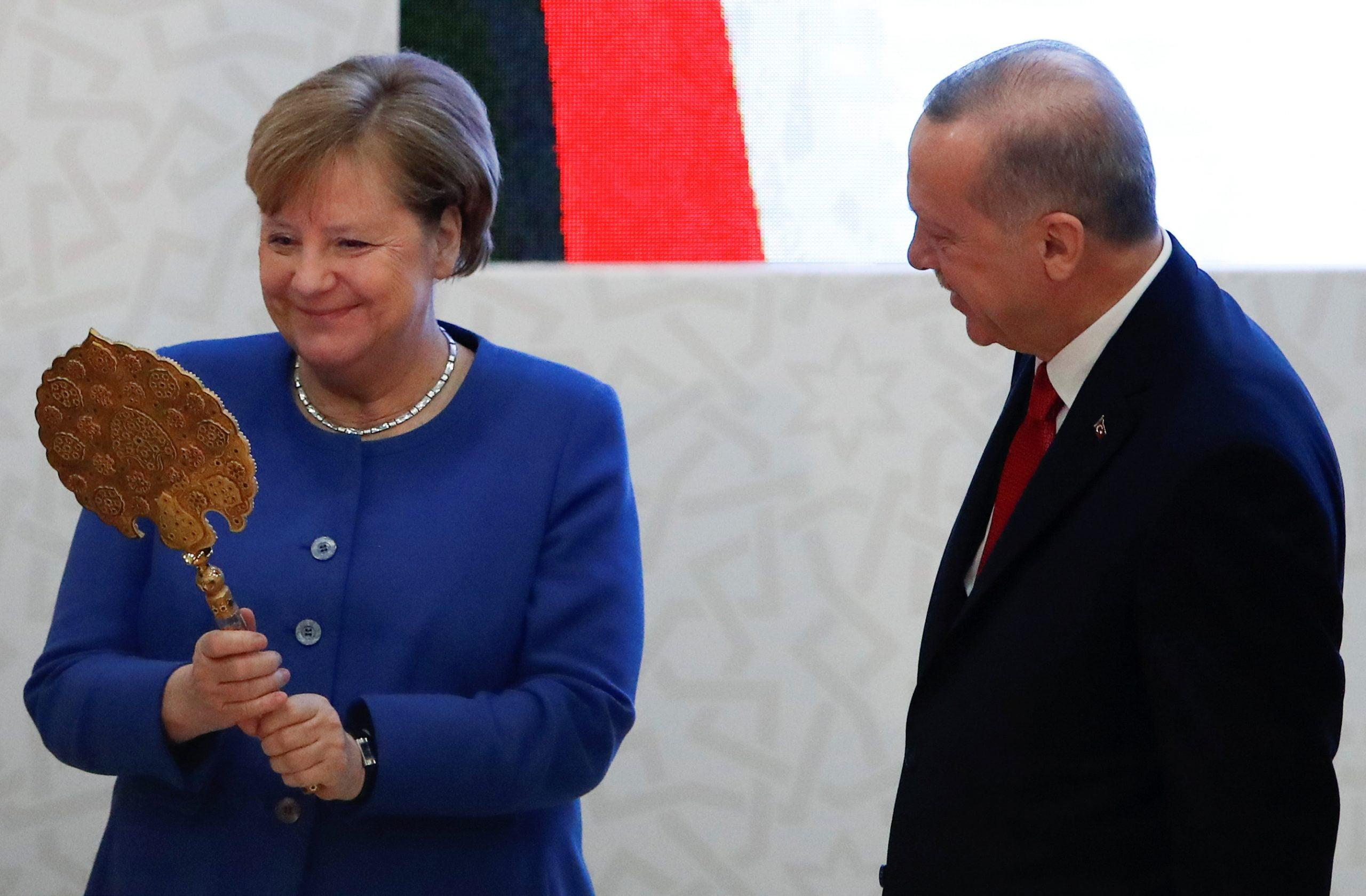 Το σφάλμα της Ευρώπης απέναντι στον Ερντογάν