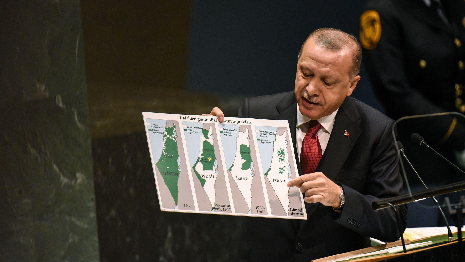 Το Ισραήλ διερευνά τη σοβαρότητα των προθέσεων του Ερντογάν για εξομάλυνση των σχέσεων
