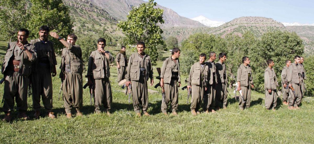 Η Τουρκία έστειλε χώρα του ΝΑΤΟ ως διαμεσολαβητή με το ΡΚΚ