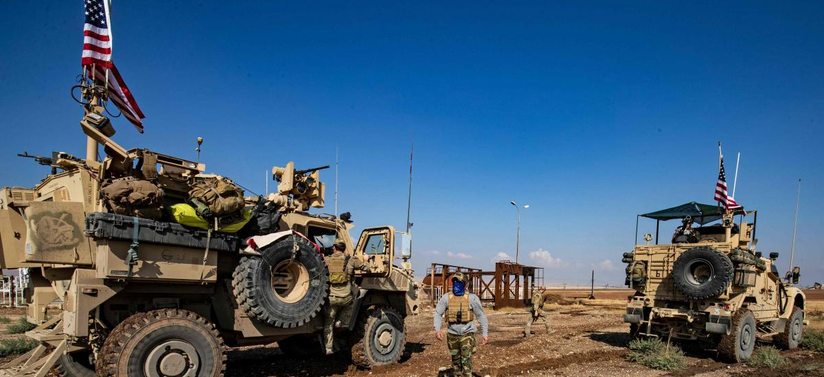"""Κι άλλος πόνος στην Άγκυρα από τις ΗΠΑ: """"Θα συνεχίσουμε να συνεργαζομαστε με τους Κούρδους στη Συρία"""