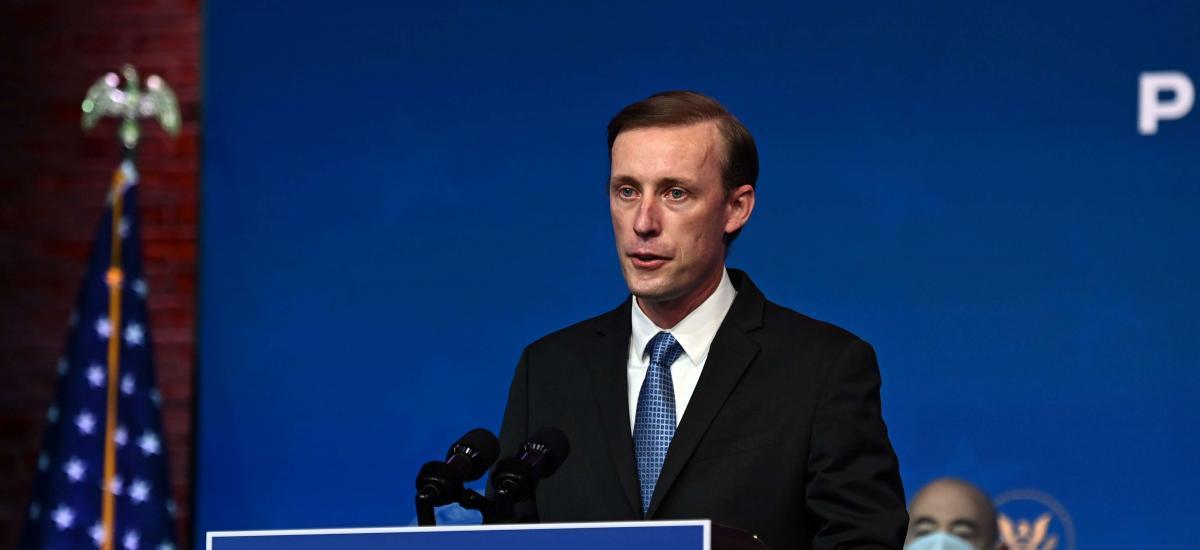 """Σύμβουλος Ασφάλειας του Μπάιντεν, συζήτησε το """"πρόβλημα Κίνα και Τουρκία"""" με την Ε.Ε."""