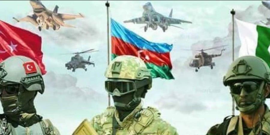 Ετοιμάζoυν κοινό στρατιωτικό άξονα Αζερμπαϊτζάν-Πακιστάν-Τουρκίας
