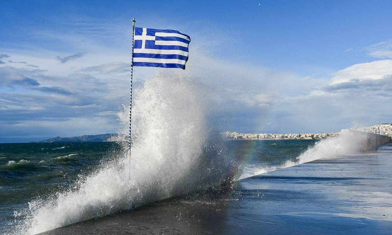 H εκ των έξω και εκ των έσω αποσάθρωση της Ελλάδας