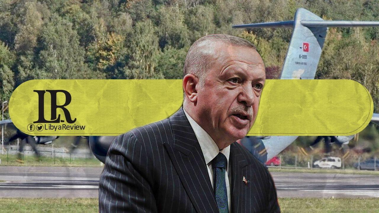 2020: Κάθε δύο ημέρες μια πτήση στρατιωτικού αεροπλάνου από την Τουρκία στη Λιβύη