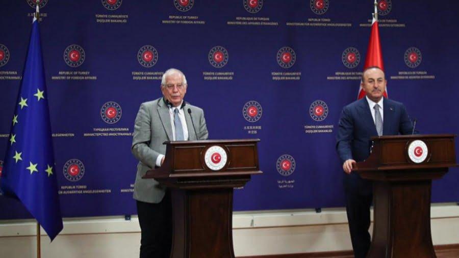 Τι προσδοκά η Τουρκία από την περιοδεία Τσαβούσογλου στην Ε.Ε.;