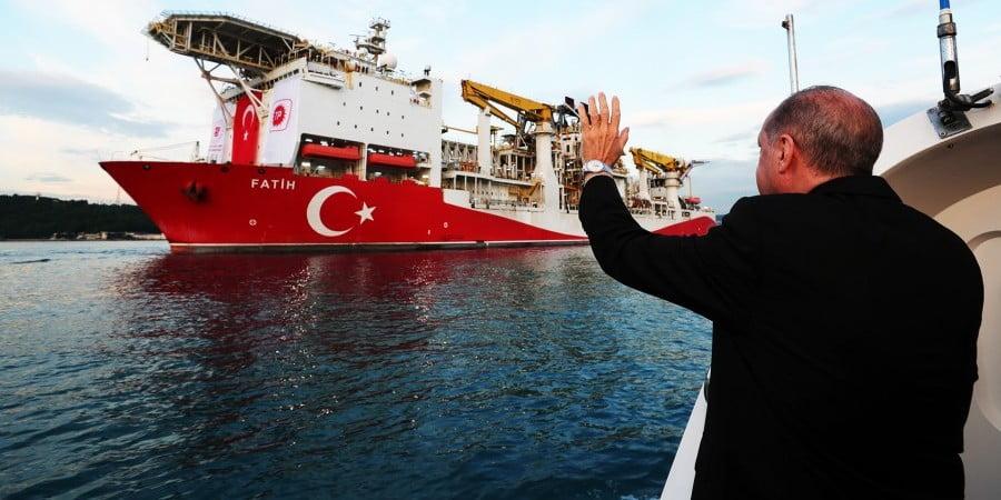 Η Χουριέτ αποκαλύπτει το σχέδιο της Τουρκίας για διαμοιρασμό των εσόδων από το φυσικό αέριο της Κύπρου