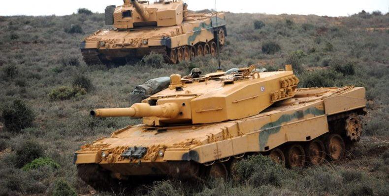 Γερμανός υφΥΠΕΞ: Δεν θα ζητήσουμε από την Τουρκία να αποσύρει τα γερμανικά Leopard 2A4 από τα κατεχόμενα