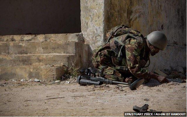 Σομαλία: Στρατιώτες εκπαιδευμένοι από τις ΗΠΑ σκοτώθηκαν σε ενέδρα της Σεμπάμπ