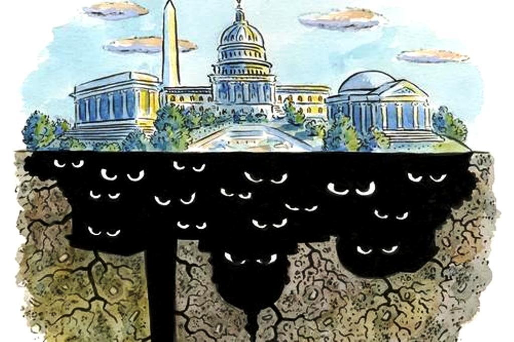 Το Δαιμονικό, Αθέατο, Βαθμιαία Ανατρεπτικό Πραξικόπημα του Βαθέως Κράτους στις ΗΠΑ