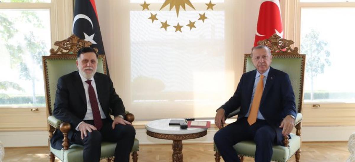 """Ο Ερντογάν διεκδικεί δις δολάρια από τη Λιβύη, για τους """"δικούς"""" του κατασκευαστές"""