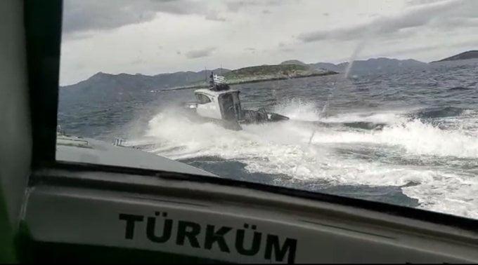 """Τουρκία: """"Τα ελληνικά σκάφη παραβίασαν τα τουρκικά χωρικά ύδατα στα Ίμια"""""""