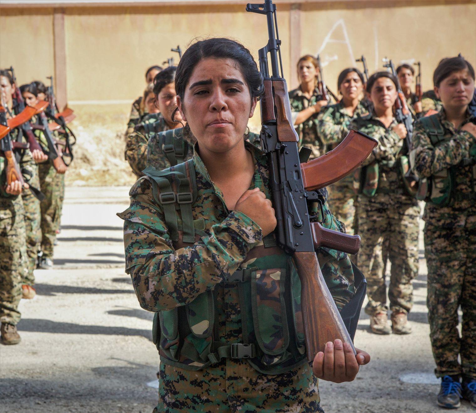 Άρχισαν τα όργανα; Αμερικανός αξιωματικός του Συνασπισμού, έστειλε μήνυμα για το Κομπάνι στα κουρδικά!
