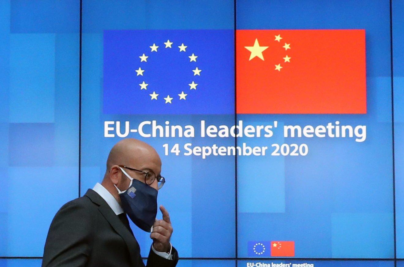 Η επενδυτική συμφωνία Ευρωπαϊκής Ένωσης – Κίνας και το πρόσωπο κλειδί